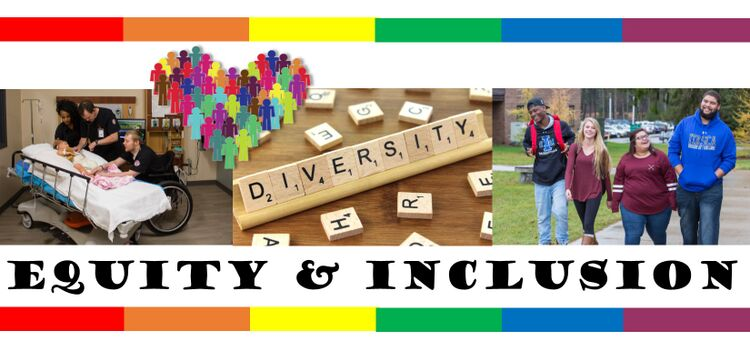 Inclusion.....Equity.....Diversity